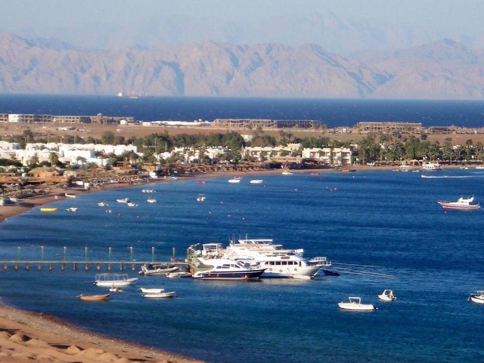 Diving the The Bells and The Blue Hole in Dahab Egypt