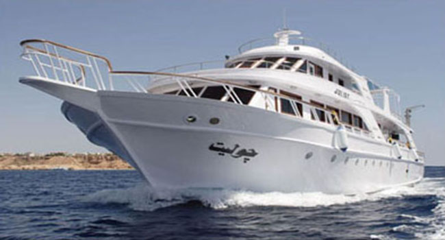 Red Sea Diving Liveaboards in Egypt